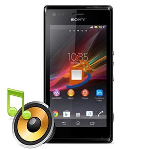 Sony Xperia M Loudspeaker Repair