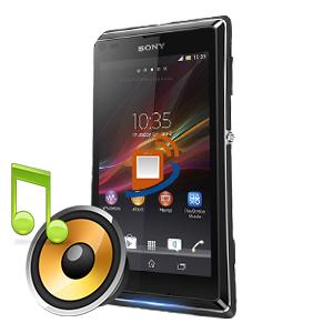 Sony Xperia L Loudspeaker Repair