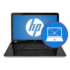 HP Laptop LCD Screen Repair Replacement Dubai