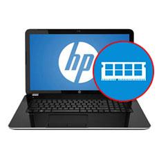 HP Laptop Ram Upgrade Replacement Dubai