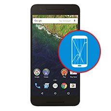 Huawei Nexus 6P LCD Screen Replacement Dubai