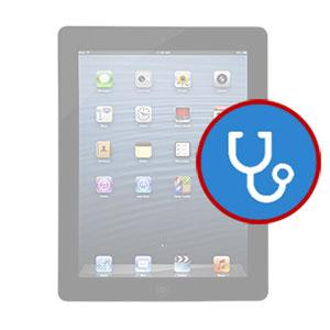 Apple iPad 2 Diagnostic issues in Dubai, My Celcare JLT,