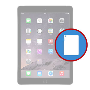 iPad Air 2 Back Cover Replacement Dubai My Celcare JLT