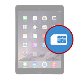 iPad Air 2 SIM Reader Repair Dubai my celcare jlt