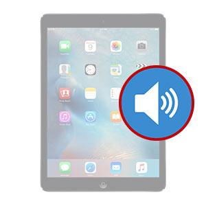 iPad Air Loudspeaker replacement Dubai, My Celcare JLT