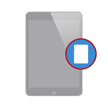 iPad Mini Back Cover Replacement in Dubai, My Celcare JLT,