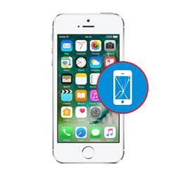 iPhone 5s LCD screen replacement Dubai