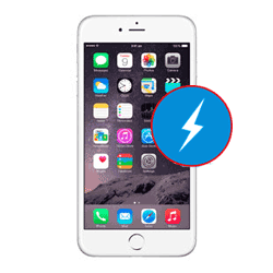 iPhone 6 Plus Switching off