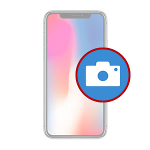 iPhone X Back Camera Replacement in Dubai, My Celcare JLT,