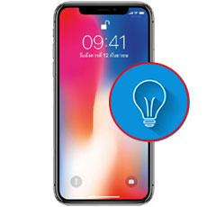 iPhone X LCD Back Light Repair Dubai