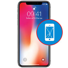 iPhone X LCD Screen Repair Replacement Dubai