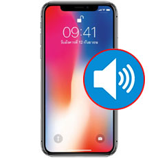 iPhone X Loudspeaker Replacement Dubai