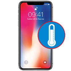 iPhone X Overheating in Dubai
