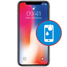 iPhone X Liquid Damage Repair Dubai