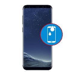 Samsung Galaxy S8 Plus Liquid Damage Repair